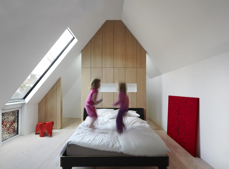 Вторая детская спальня