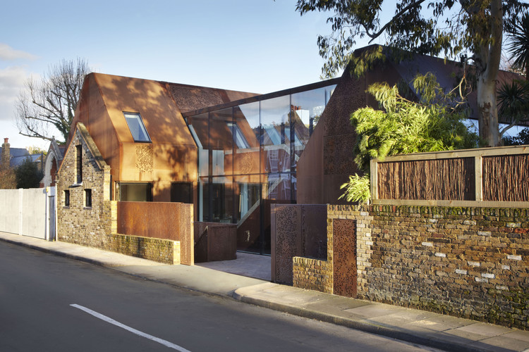 Kew House / Piercy&Company, © Jack Hobhouse