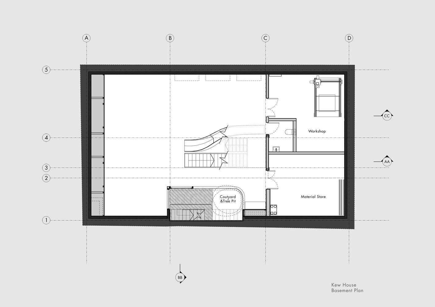 Дом с четырьмя спальнями. Проект Piercy&Company