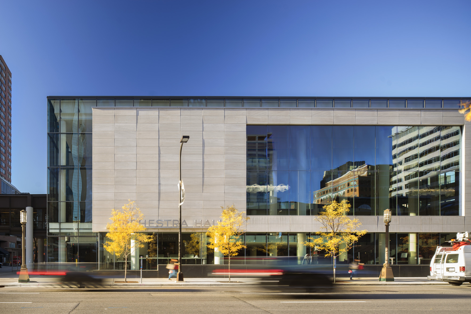 Minnesota >> Gallery of Minnesota Orchestra Hall / KPMB Architects - 1