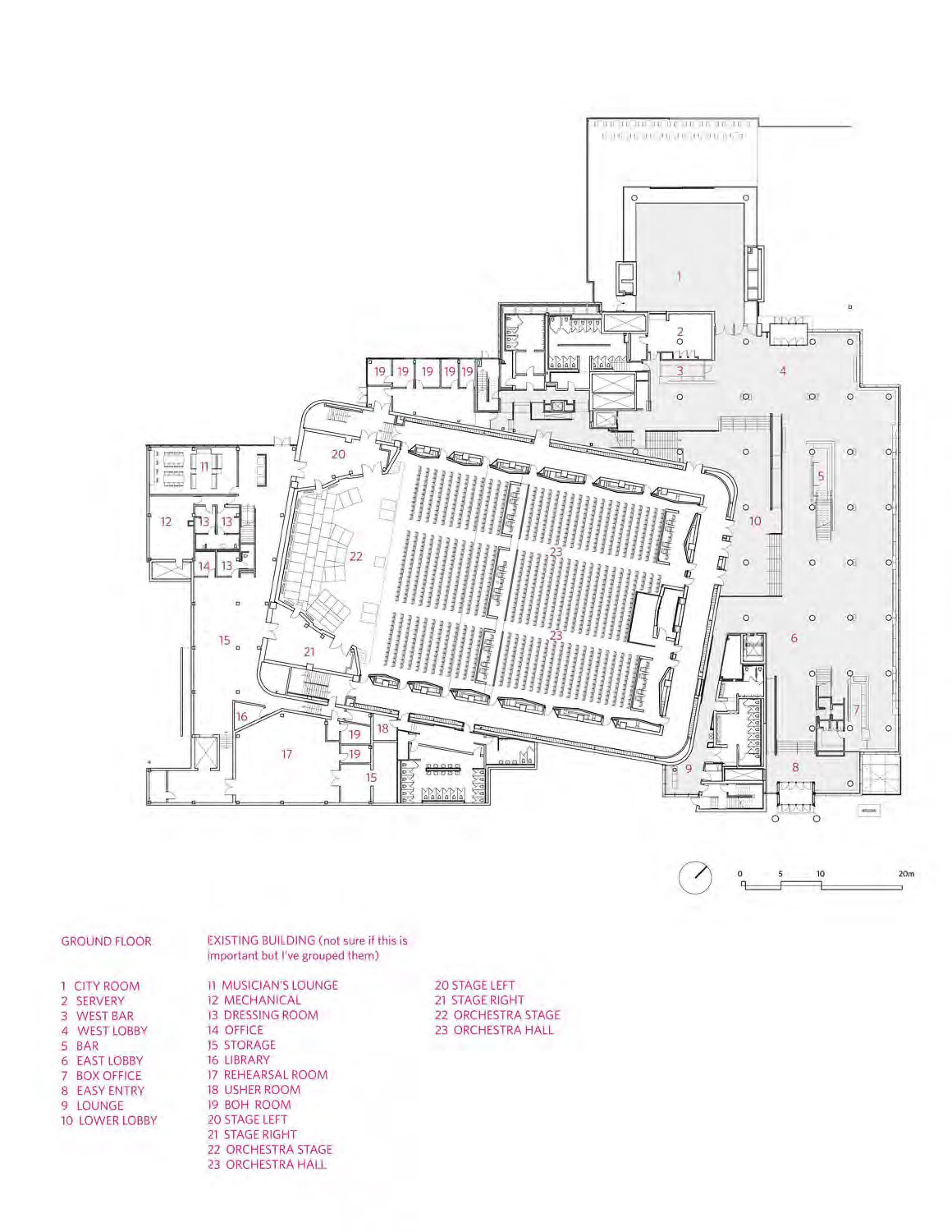 Gallery Of Minnesota Orchestra Hall KPMB Architects 27