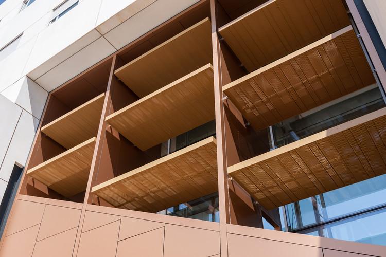 En Detalle: rehabilitación energética de fachada en la Facultad de Psicología de Murcia, © Germán Álvarez de Cienfuegos