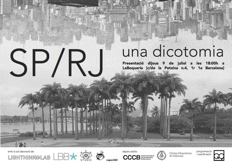 "Presentación ""Río de Janeiro - Sao Paulo, una dicotomía"" / Barcelona"