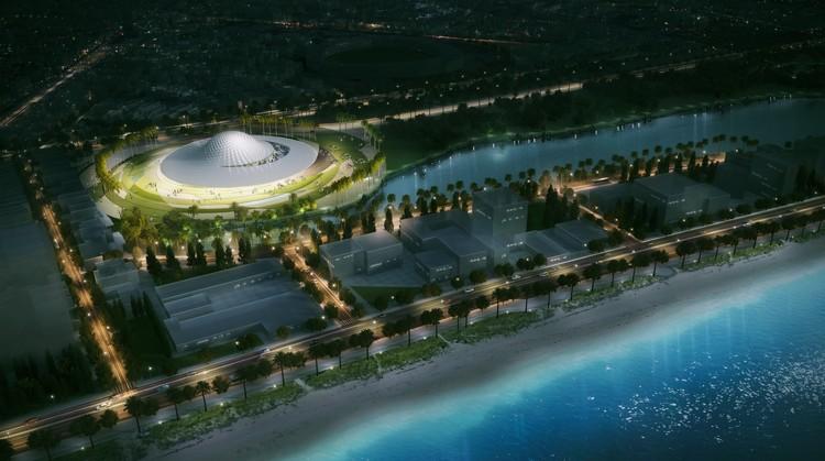 México: El nuevo museo de FR-EE Fernando Romero Enterprise se ubicará en Mazatlán , Cortesía de FR-EE