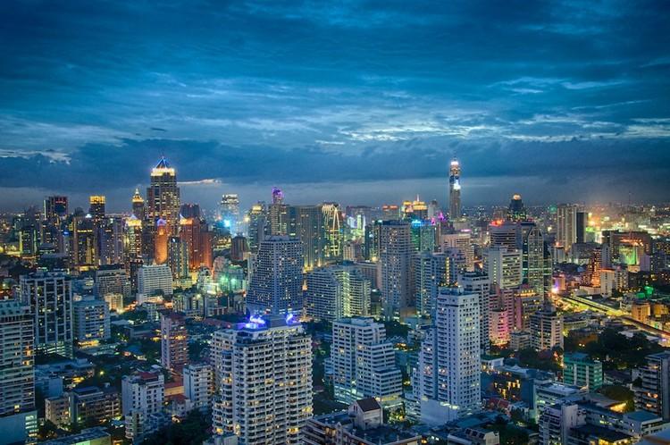 Bangkok. Imagen © Flickr CC user Eustaquio Santimano
