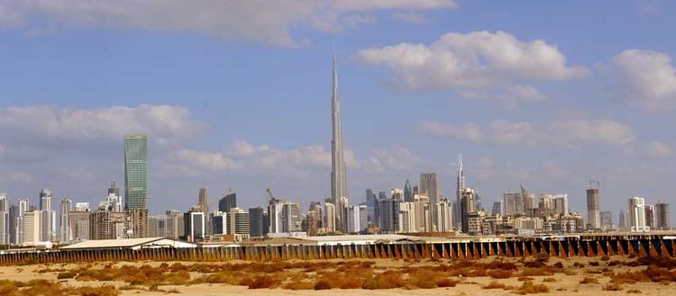 Dubái. Imagen © Flickr CC user Darla دارلا Hueske