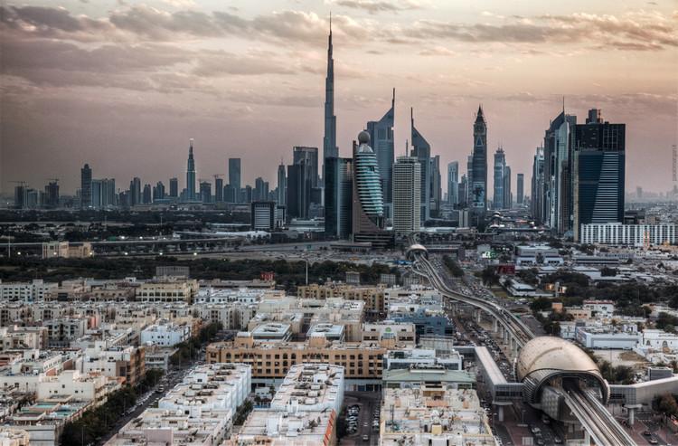 Dubái. Imagen © Flickr CC user Paolo Margari