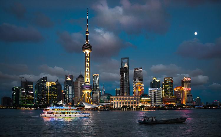 Shanghái. Imagen © Flickr CC user Bernd Thaller