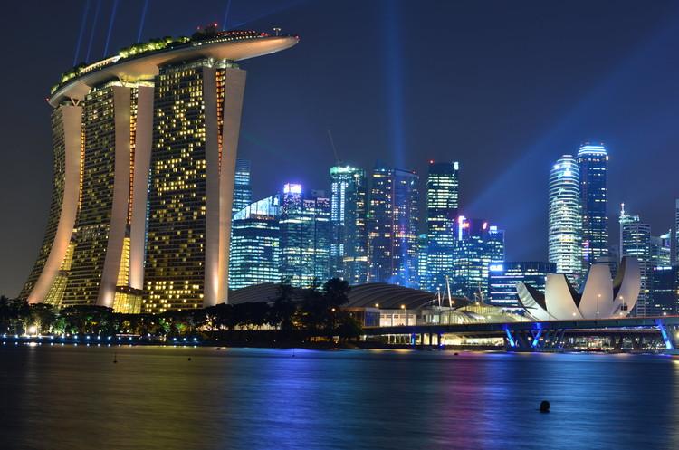 Singapur. Imagen © Flickr CC user Nicolas Lannuzel