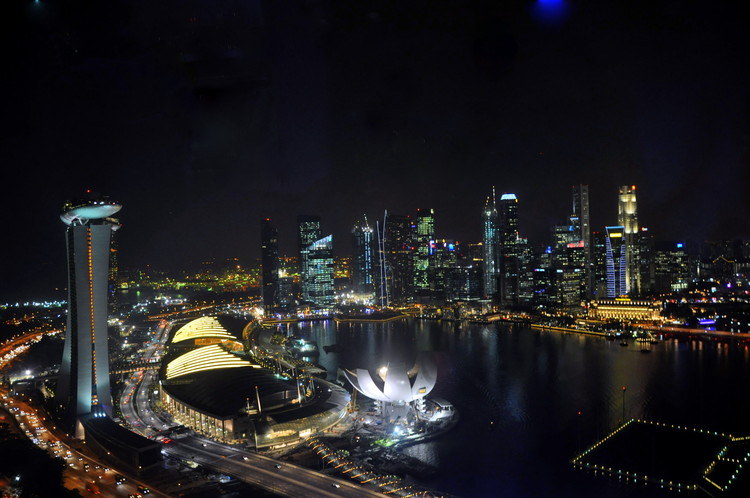 Singapur. Imagen © Flickr CC user Eustaquio Santimano