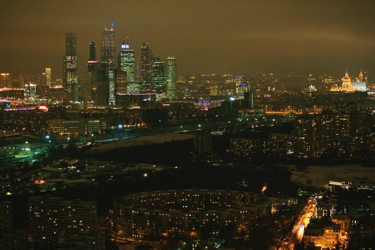 Moscú. Imagen © Flickr CC user Gennady Grachev