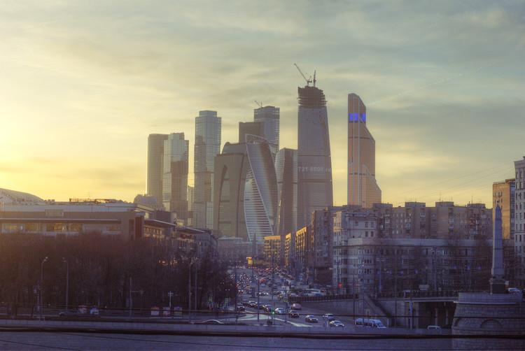 Moscú. Imagen © Flickr CC user Oscar Rasson
