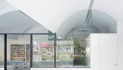 Pharmacy in Omori /  MAMM DESIGN