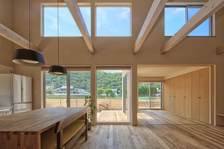Casa en Yoshinaga / Tomoyuki Uchida, © Masatoshi Kaga