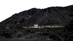 Bm2 Arquitectos, tercer lugar en concurso para el balneario de la Fuente Santa, España