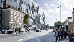 Populous Designs Tottenham Hotspur's New Stadium in London