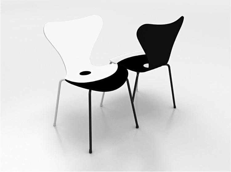 Jean Nouvel Design. Imagen via www.fritzhansen.com