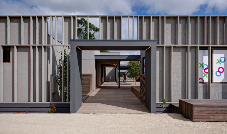 Pabellón Brompton / Craig Tan Architects, © Jaime Diaz-Berrio