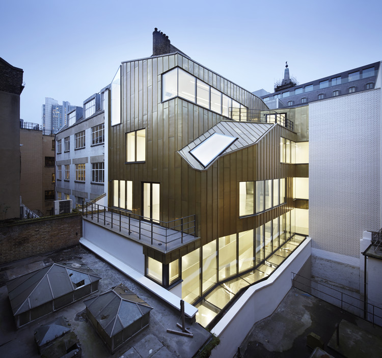 Two Tabernacle Street / Piercy&Company, © Jack Hobhouse