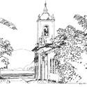 Igreja Nossa Senhora das Dores, Paraty. Image Cortesia de Terra Urbanismo