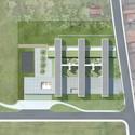 Implantação. Image Cortesia de Albuquerque + Schatzmann arquitetos, Diego Tamanini, Felipe Finger