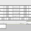 Corte Longitudinal. Image Cortesia de Albuquerque + Schatzmann arquitetos, Diego Tamanini, Felipe Finger