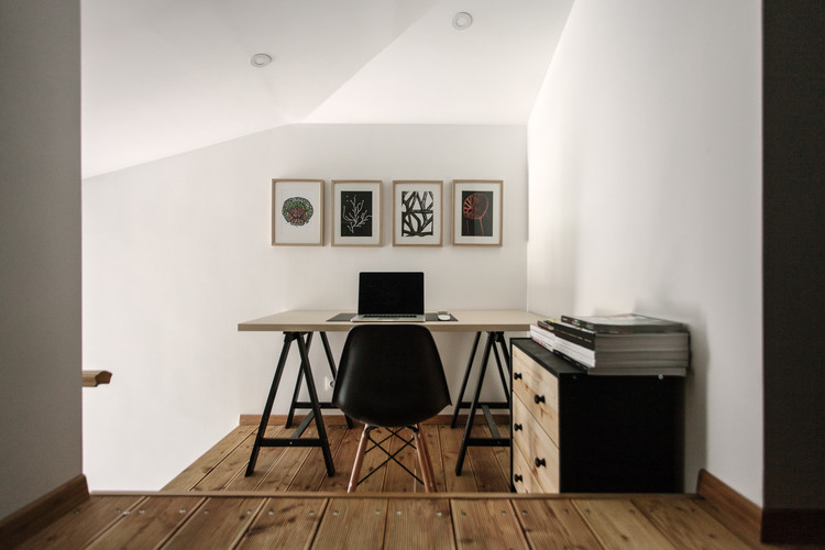 Attic for an Architect / buro5, © Luciano Spinelli