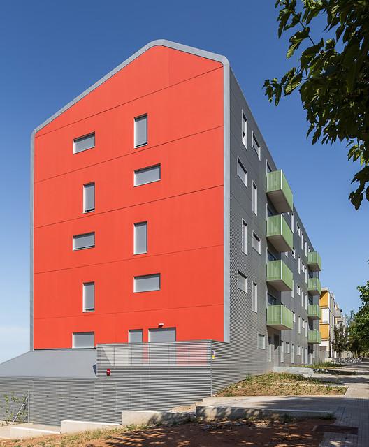30 Viviendas Sociales en Gavá  / PICH-AGUILERA Architects, © Simón García