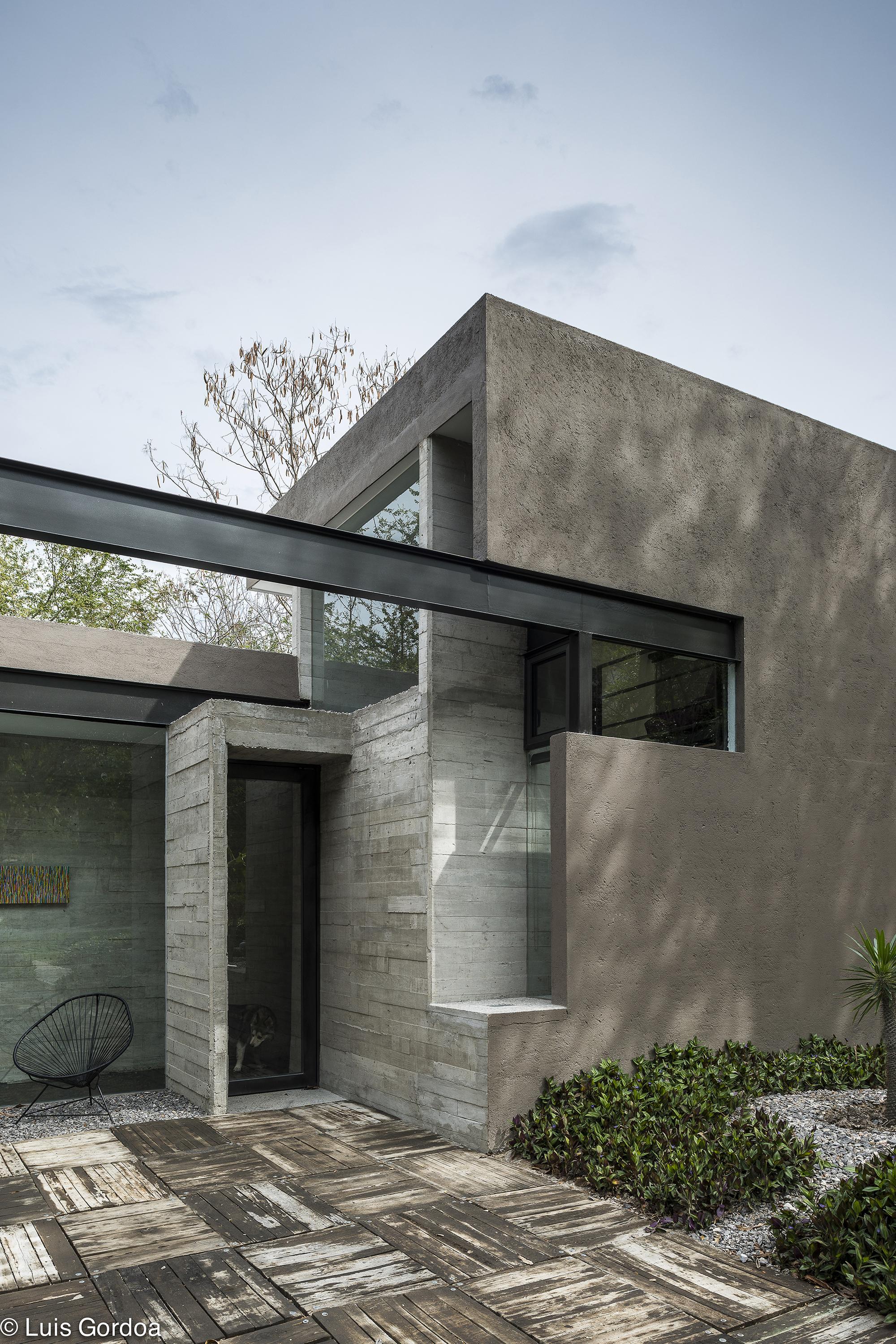 Galer A De Casa Rgt Gbf Taller De Arquitectura 32