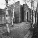 St. Mark's Church in Björkhagen, 1960. © Pål-Nils Nilsson/TIO. Image Courtesy of Park Books