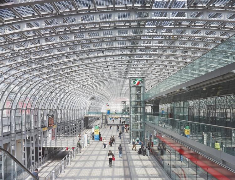 Estacion TGB Porta Susa / Silvio D´Ascia, © Julien Lanoo