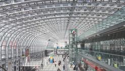 Porta Susa TGV Station  / Silvio d'Ascia Architecture