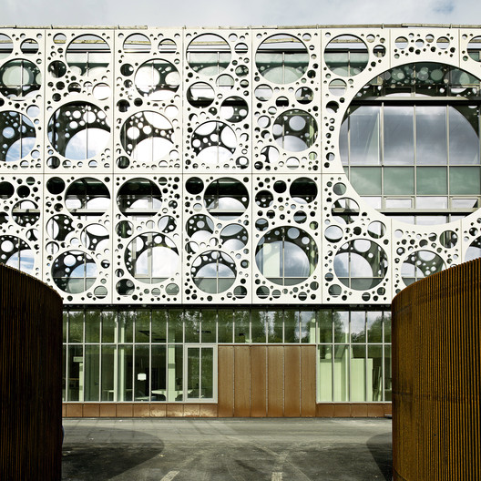 Courtesy of C. F. Møller Architects