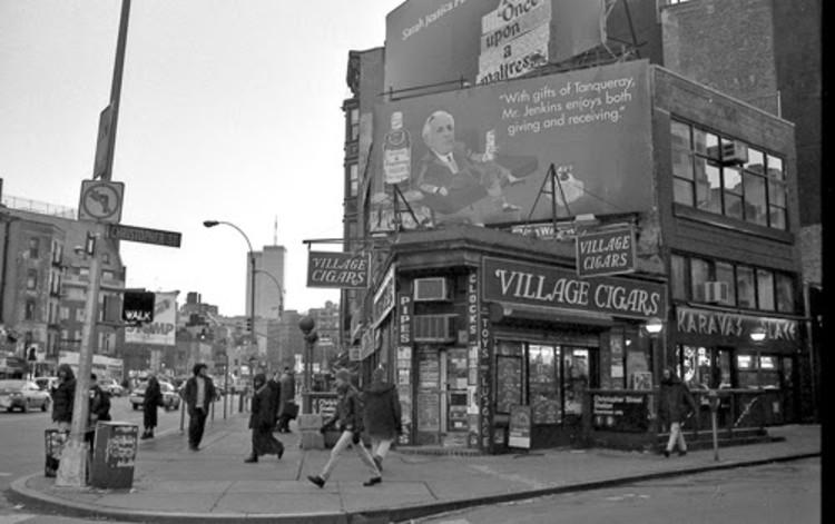 73 Christopher Street. Imagen © G.Alessandrini