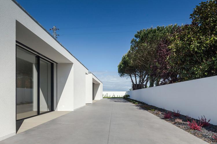 Casa en Gandra / Raulino Silva Arquitecto, © João Morgado