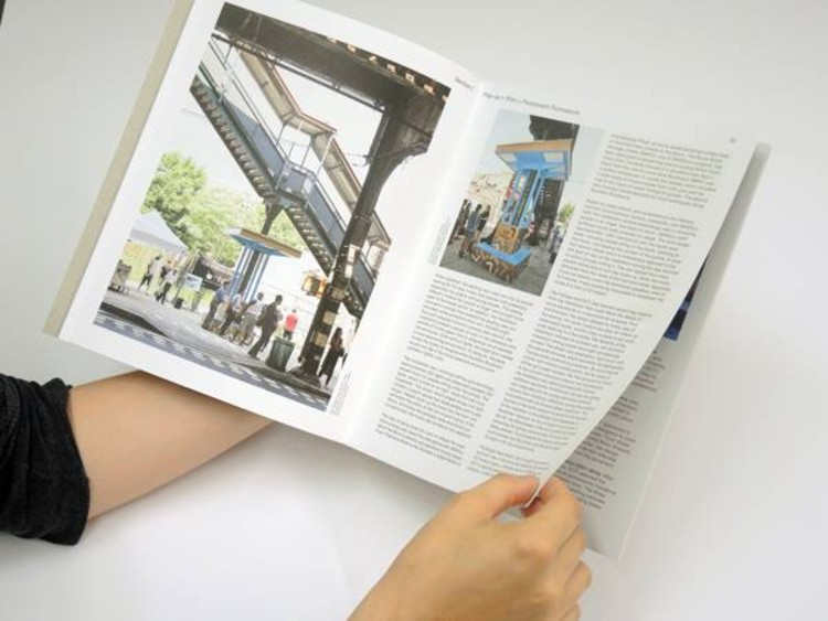 """Under The Elevated"". © Design Trust for Public Space, via Facebook"