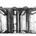 The Rope: Camila Valenzuela. Image Cortesía de Curso de Ética, School of Architecture UIC