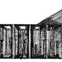 The Rope: Isabel Apan. Image Cortesía de Curso de Ética, School of Architecture UIC
