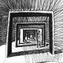 Vértigo: Philip Mountain. Image Cortesía de Curso de Ética, School of Architecture UIC