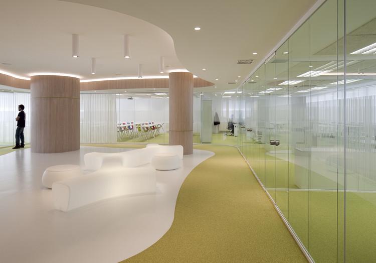 Centro Internacional Santander Emprendimiento / Angel Blanco + Jacobo Gomis, © Javier Azurmendi