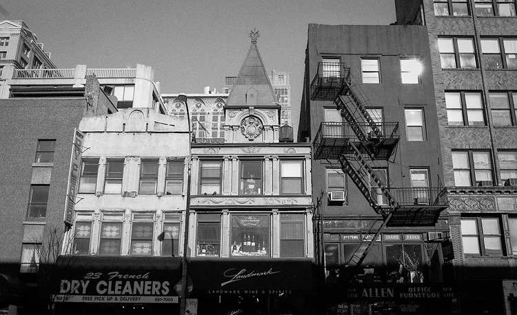 W 23rd Street. Imagen © G.Alessandrini