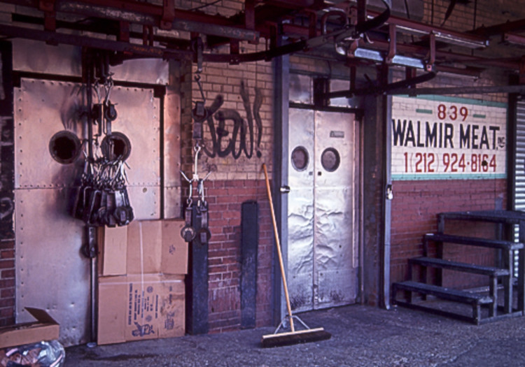 Walmir Meats, at 839 Washington Street. Image © G.Alessandrini