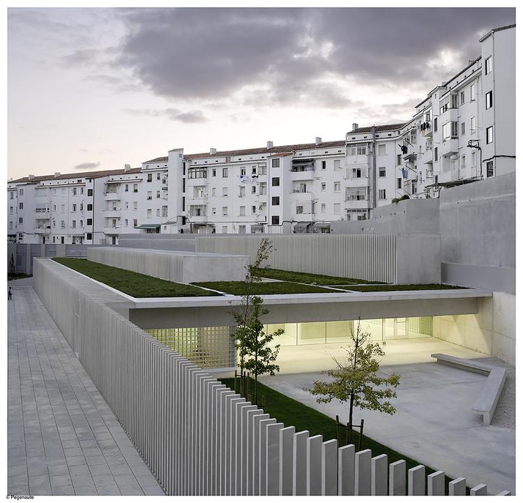Escuela Infantil en La Milagrosa  / Pereda Pérez Arquitectos, © Pedro Pegenaute