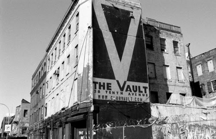 The Vault, en 28 10th Avenue. Imagen © G.Alessandrini