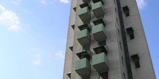 The Kreuzberg Tower. Image © <a href='http://ift.tt/2uBt6g9 user seier</a> licensed under <a href='http://ift.tt/2a7gdBj BY 2.0</a>