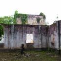Ruínas da antiga prisão. Image Cortesia de Studio Lauria