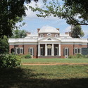 Monticello by Thomas Jefferson. Image via Flickr Creative Commons user Eric Langhorst