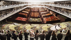KAMJZ Proposes Sustainable Ruichang Flower Market for China