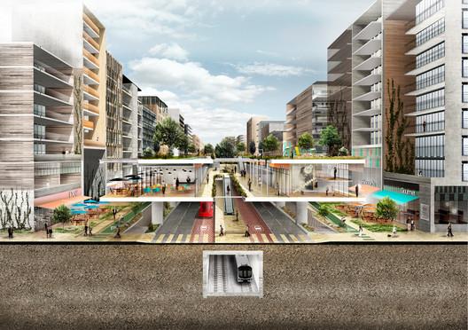 Proyecto de Arquitectura en Chapultepec