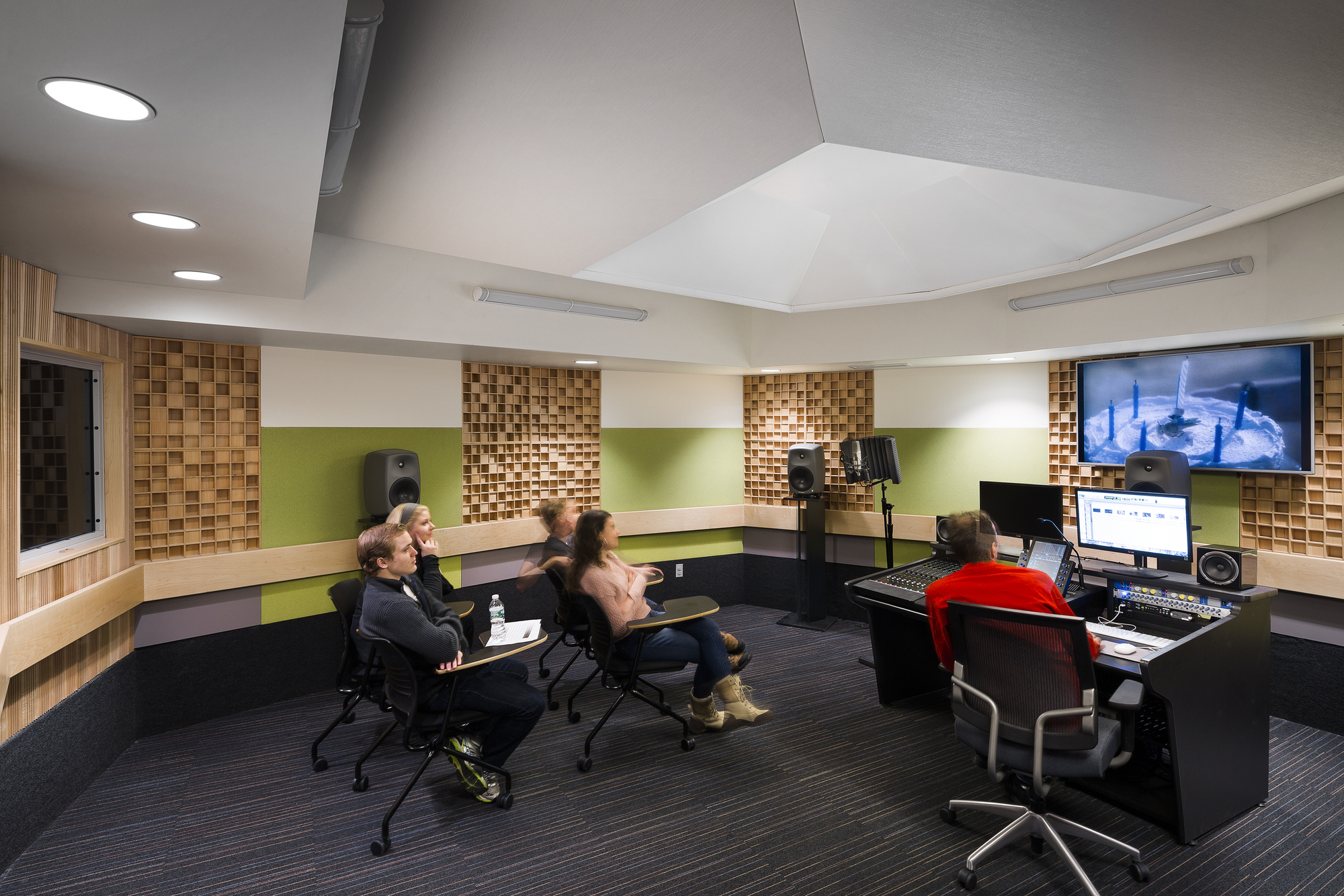 Gallery Of Pratt Institute 39 S New Film Video Department Building Think 4